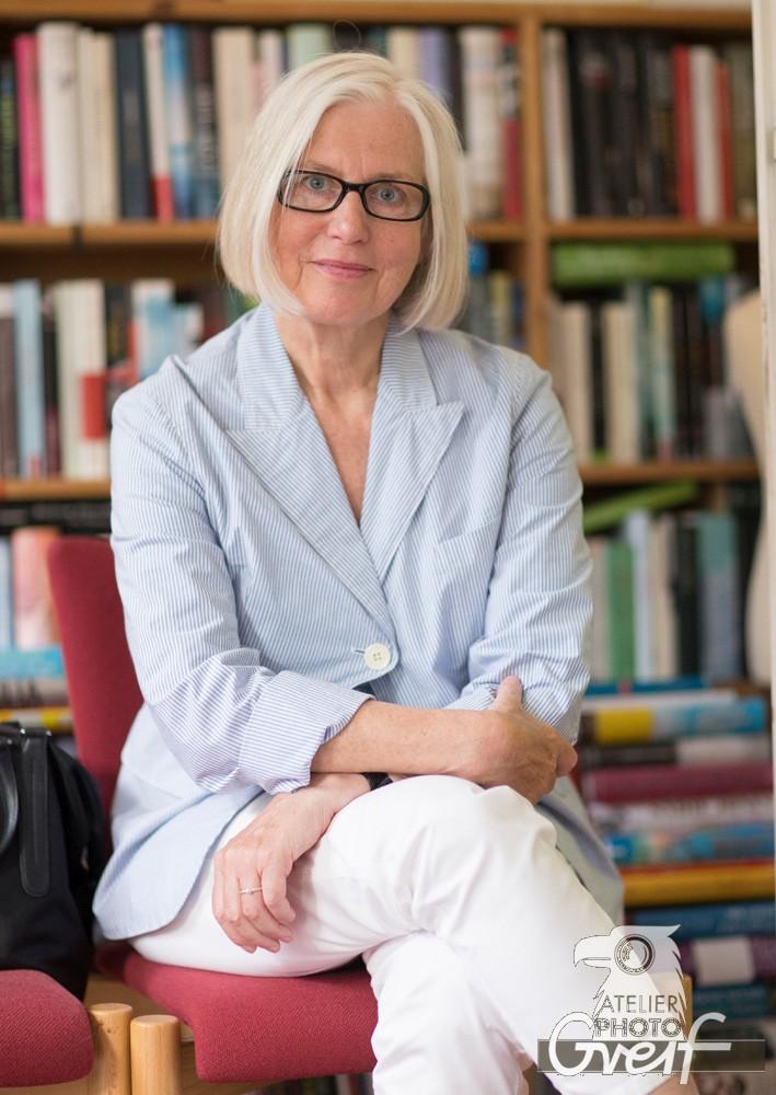 Französischer Abend mit Catherine Simon-Lesung - Buchhandlung Greif