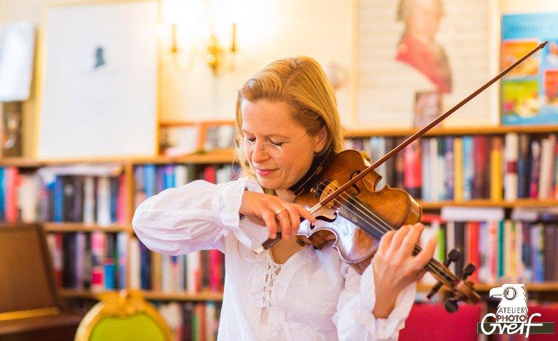 Die Sommerferienende Matinée mit Cosima Breidenstein