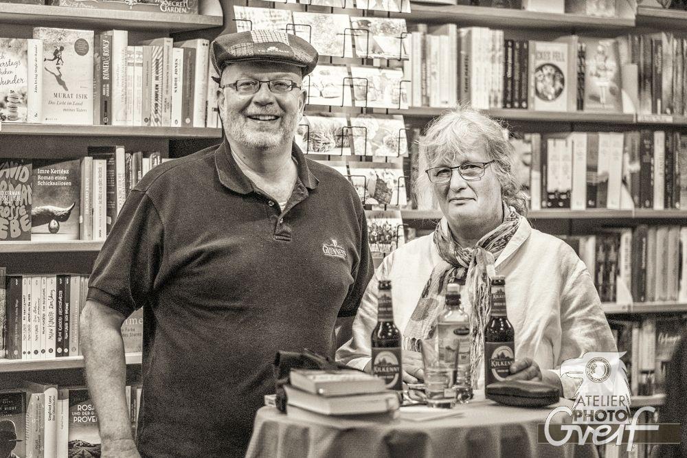 Jürgen Haber und Martina Greif-Trussina