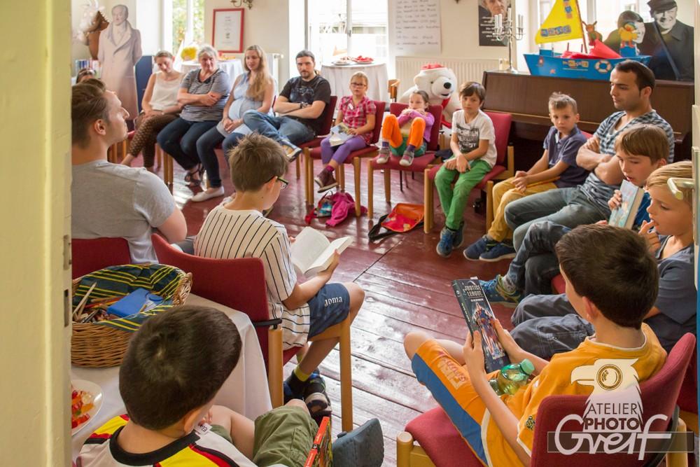 Lesenacht 2015 Motto: Pippi Langstrumpf