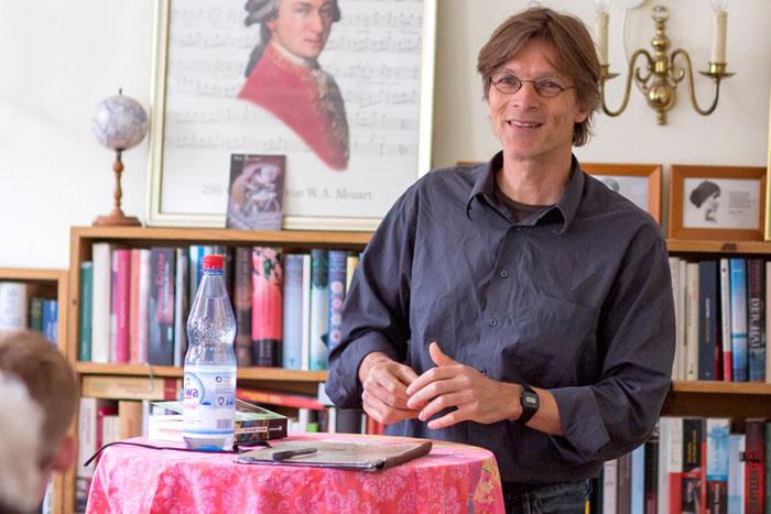 Markus Imbsweiler Lesung Dreamcity Buchhandlung Greif