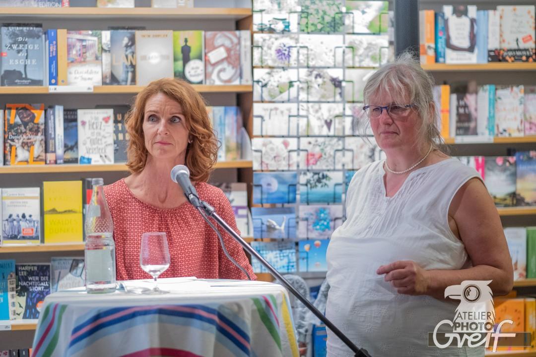 Anja Jonuleit - Lesung - Das Nachtfraeuleinspiel - Buchhandlung Greif