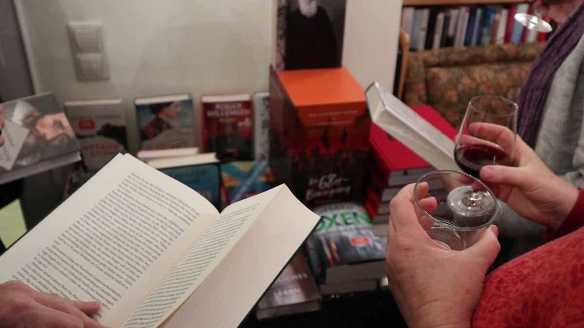 Vorgestelle Bücher