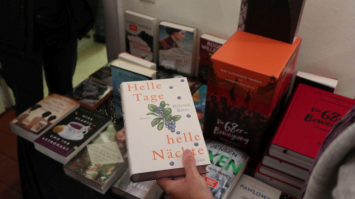 Vorgestelle Bücher - Helle Tage, helle Nächte