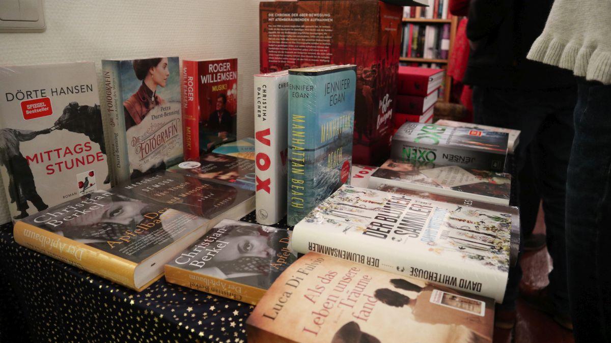 Vorgestellte Bücher