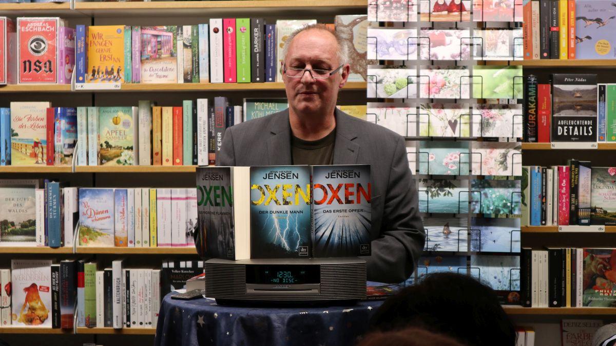 Jens Henrik Jensen - Oxen. Gefrorene Flammen (Oxen-Trilogie)