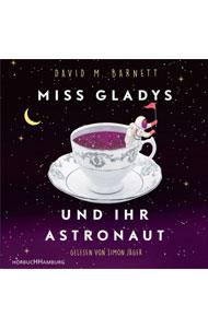 Miss Gladys und ihr Astronaut - 2 MP3-CDs