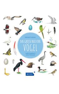 Das Grosse Buch der Vögel - Tjordman, Nathalie