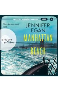 Manhattan Beach Hörbuch MP3